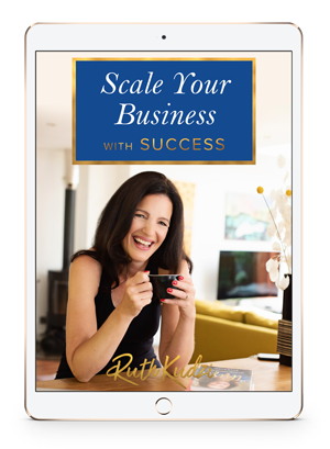 Scale Your Business with Success iPad